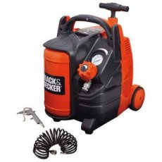 Black & Decker Compresseur d'air 5L portatif BD 19