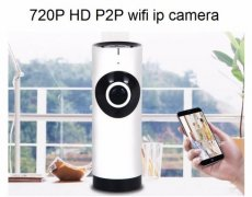 Ip camera babyphone et securité 700P Night vison