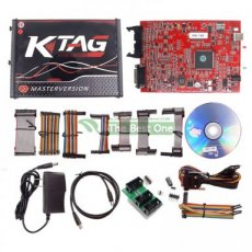 Ktag V7.020 rouge PCB ECU ChipTuning Outil de Prog