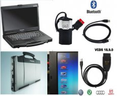 PC Panasonic ROBUSTE cf-53 auto diagnostique full