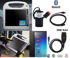 PC Panasonic tablette auto diagnostique full marqu
